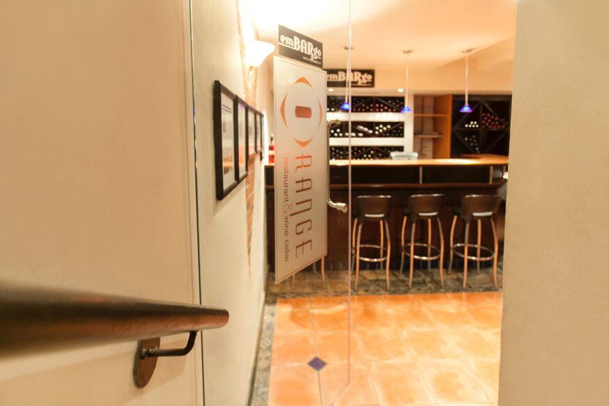 Orange Restaurant_emBARgo entrance
